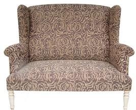 fauteuil anglais oreilles trouvez le meilleur prix sur voir avant achat. Black Bedroom Furniture Sets. Home Design Ideas