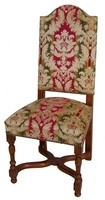 louis xiii xiv chaise fauteuil salon pouf bergere sieges rosieres. Black Bedroom Furniture Sets. Home Design Ideas