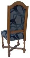 chaises louis xiv pieds tourn s croisillon sieges rosieres. Black Bedroom Furniture Sets. Home Design Ideas