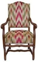 fauteuils louis xiii pieds os de mouton bobine sieges rosieres. Black Bedroom Furniture Sets. Home Design Ideas